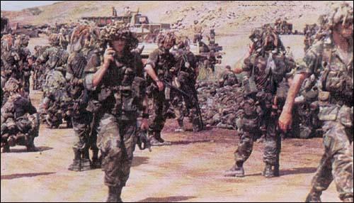 Военная операция против дудаевского режима в Чечне началась 11 декабря 1994. Фото с сайта guns2.narod.ru
